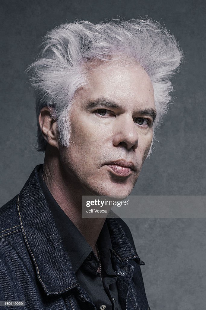 Director <a gi-track='captionPersonalityLinkClicked' href=/galleries/search?phrase=Jim+Jarmusch&family=editorial&specificpeople=208784 ng-click='$event.stopPropagation()'>Jim Jarmusch</a> is photographed at the Toronto Film Festival on September 6, 2013 in Toronto, Ontario.