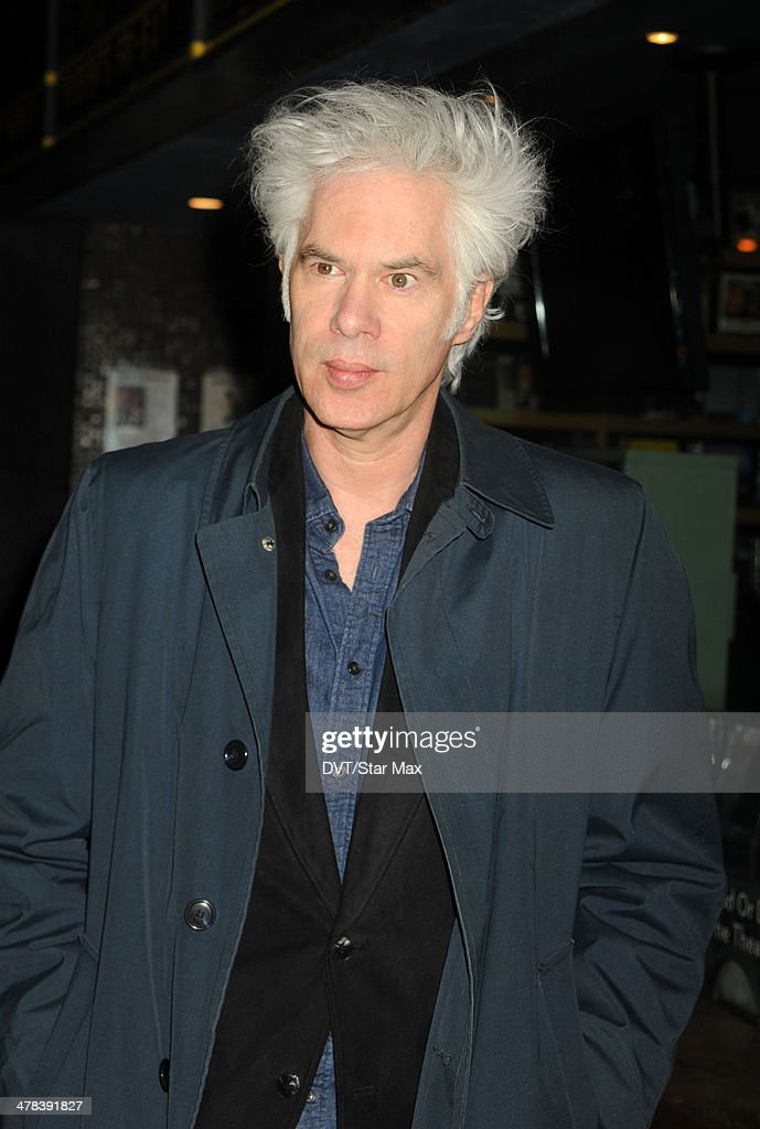 Director <a gi-track='captionPersonalityLinkClicked' href=/galleries/search?phrase=Jim+Jarmusch&family=editorial&specificpeople=208784 ng-click='$event.stopPropagation()'>Jim Jarmusch</a> is seen on March 12, 2014 in New York City.