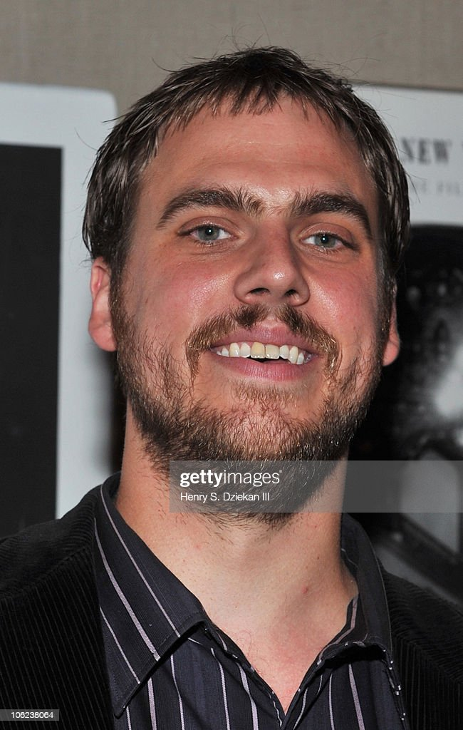 Director Jim Mickle attends the 'Stake Land' premiere at The Film Society of Lincoln Center on October 27, 2010 in New York City.