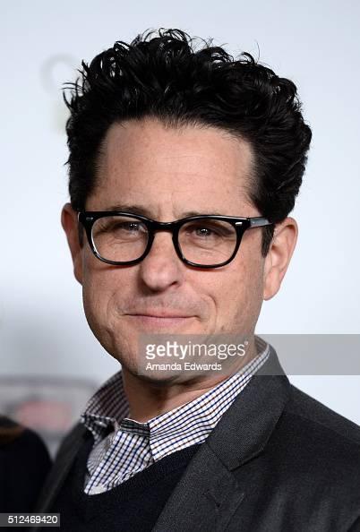 Director JJ Abrams arrives at the 2016 Oscar Wilde Awards at Bad Robot on February 25 2016 in Santa Monica California