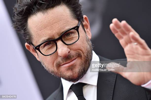 Director JJ Abrams arrives at the 44th AFI Life Achievement Awards Gala Tribute to John Williams at Dolby Theatre on June 9 2016 in Hollywood...