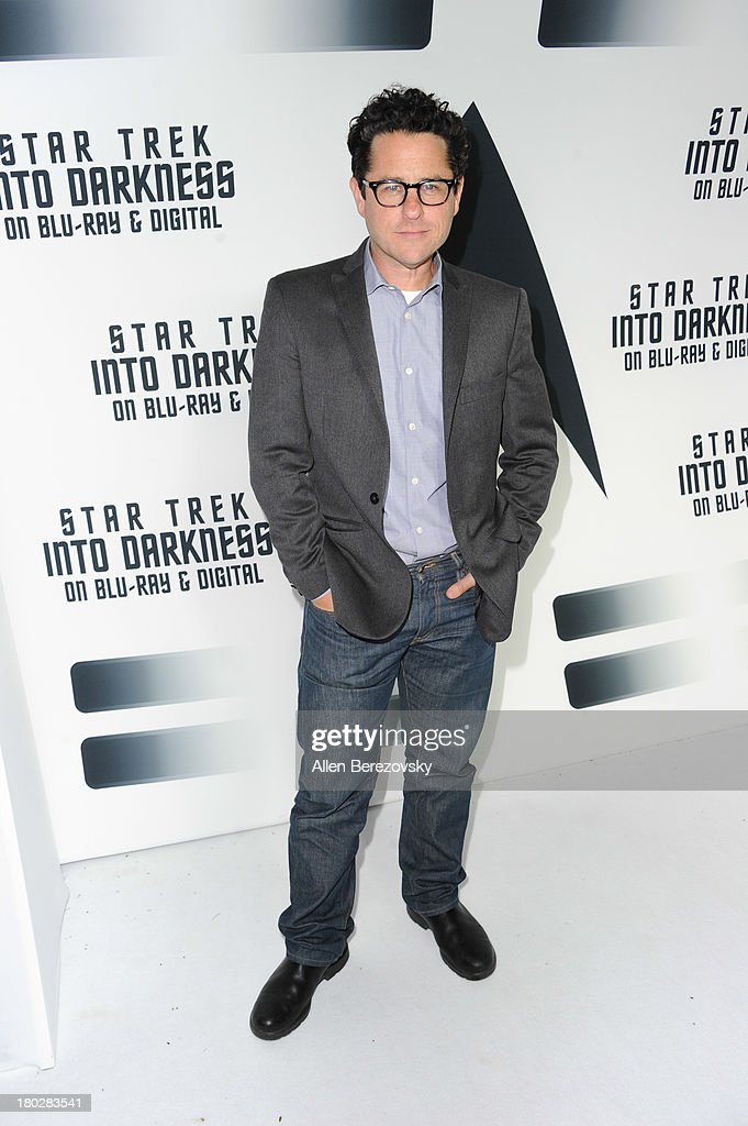 Director J.J. Abrams attends the Paramount Pictures' celebration of the Blu-Ray and DVD debut of 'Star Trek: Into Darkness' at California Science Center on September 10, 2013 in Los Angeles, California.