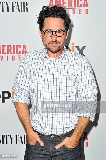 Director JJ Abrams attends the Premiere of Epix's 'America Divided' at Billy Wilder Theater at The Hammer Museum on September 20 2016 in Westwood...
