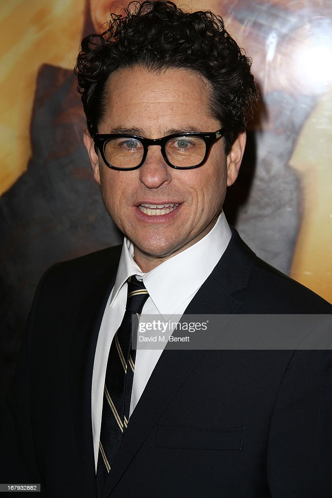Director <a gi-track='captionPersonalityLinkClicked' href=/galleries/search?phrase=J.J.+Abrams&family=editorial&specificpeople=253632 ng-click='$event.stopPropagation()'>J.J. Abrams</a> attends the UK Premiere of 'Star Trek Into Darkness' at The Empire Cinema on May 2, 2013 in London, England.