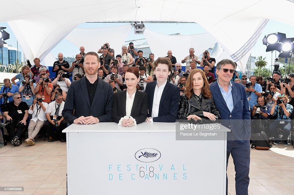 """""""Louder Than Bombs"""" Photocall - The 68th Annual Cannes Film Festival"""