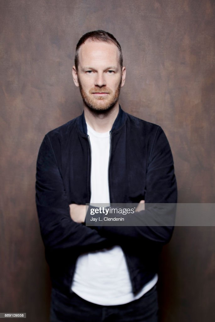 Director Joachim Trier from the film 'Thelma,' poses for a portrait at the 2017 Toronto International Film Festival for Los Angeles Times on September 12, 2017 in Toronto, Ontario.