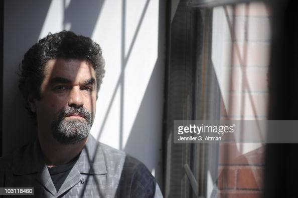 Director Joe Berlinger is photographed for the Los Angeles Times