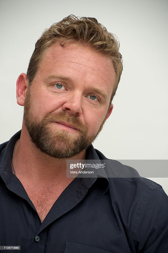 Director Joe Carnahan at 'The ATeam' Press Conference at the Four Seasons Hotel on June 4 2010 in Beverly Hills California