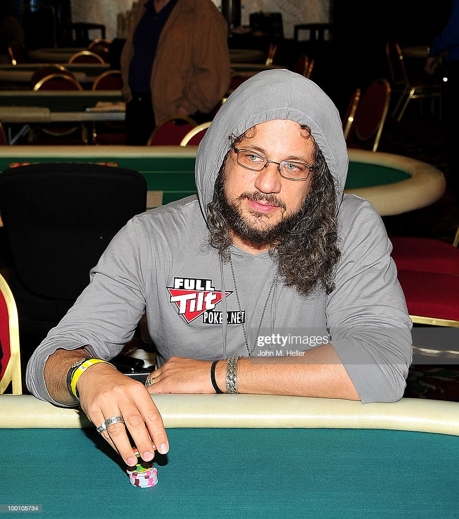 Director Joe Reitman attends poker pro Annie Duke's poker tournament to benefit After-School All Stars at the Commerce Casino on May 20, 2010 in Commerce, California.