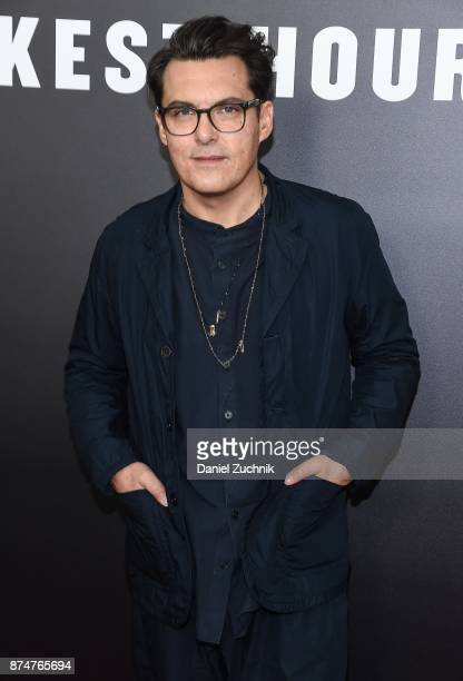 Director Joe Wright attends the 'Darkest Hour' New York Premiere at Paris Theatre on November 15 2017 in New York City