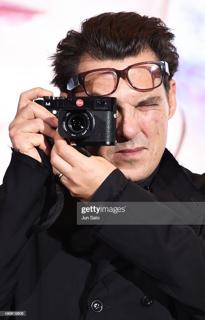 Director <a gi-track='captionPersonalityLinkClicked' href=/galleries/search?phrase=Joe+Wright+-+Director&family=editorial&specificpeople=771298 ng-click='$event.stopPropagation()'>Joe Wright</a> attends the Japan Premiere of 'Pan' at the Roppongi Hills on October 1, 2015 in Tokyo, Japan.