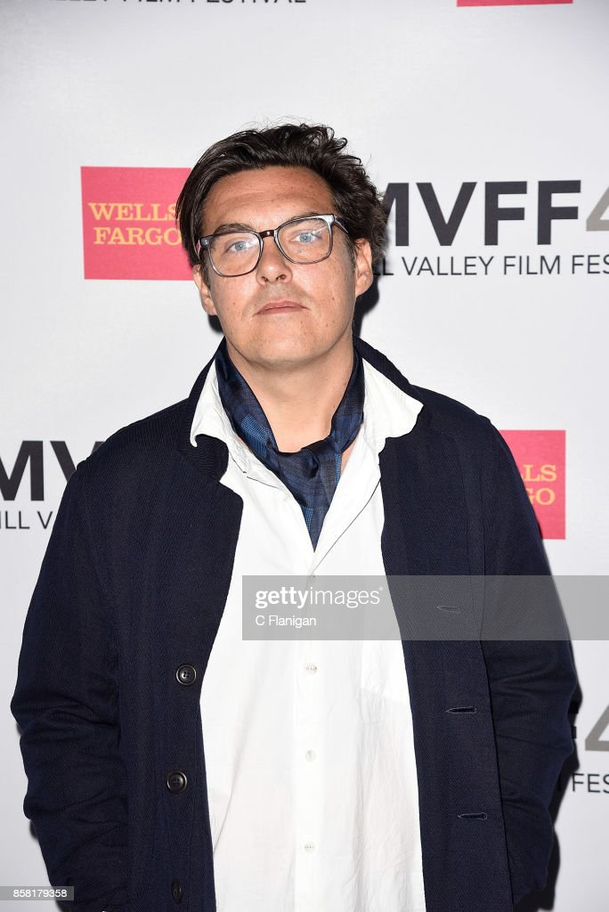 Director Joe Wright attends the opening night premiere during the 40th Mill Valley Film Festival on October 5, 2017 in Mill Valley, California.