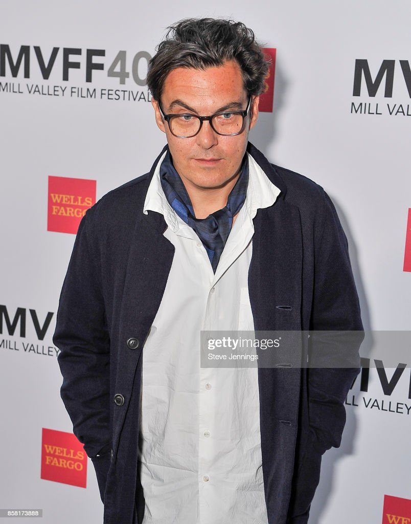 Director Joe Wright from the film 'Darkest Hour' attends the 40th Annual Mill Valley Film Festival at The Outdoor Art Club on October 5, 2017 in Mill Valley, California.