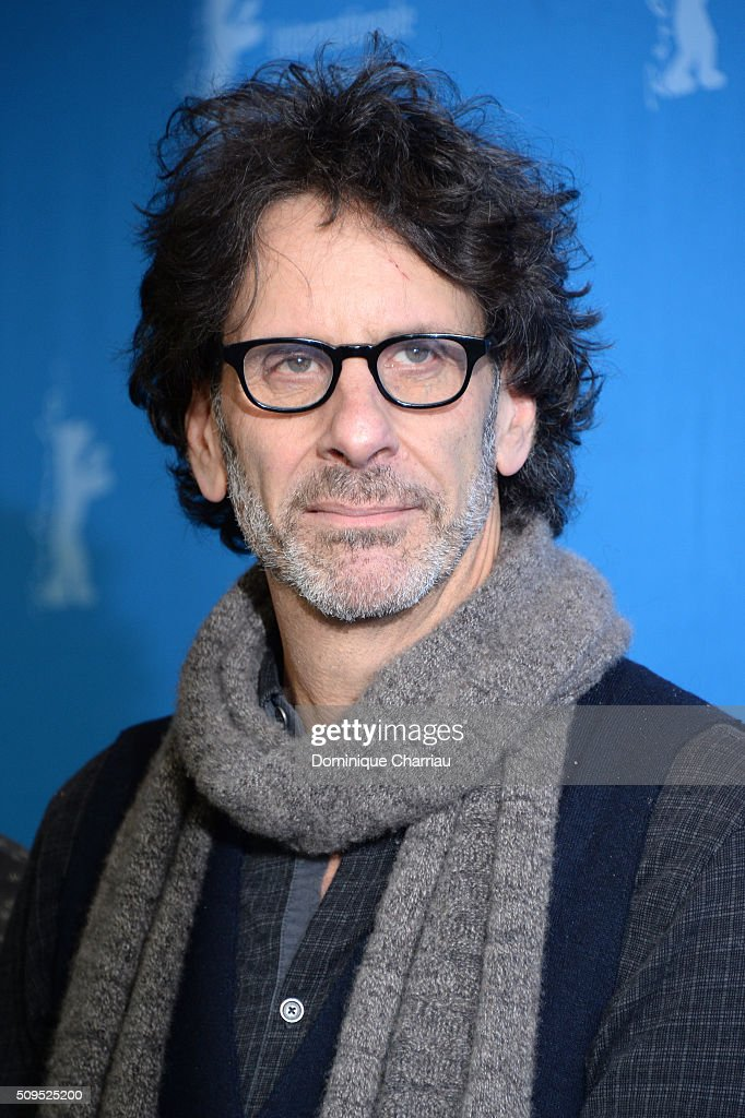Director <a gi-track='captionPersonalityLinkClicked' href=/galleries/search?phrase=Joel+Coen&family=editorial&specificpeople=4292064 ng-click='$event.stopPropagation()'>Joel Coen</a> attends the 'Hail, Caesar!' photo call during the 66th Berlinale International Film Festival Berlin at Grand Hyatt Hotel on February 11, 2016 in Berlin, Germany.
