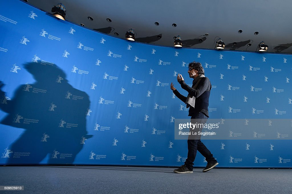 Director Joel Coen attends the 'Hail, Caesar!' photo call during the 66th Berlinale International Film Festival Berlin at Grand Hyatt Hotel on February 11, 2016 in Berlin, Germany.