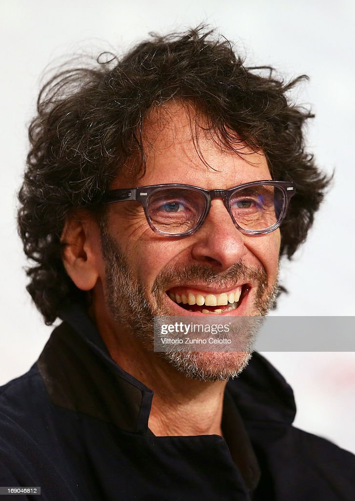Director Joel Coen attends the 'Inside Llewyn Davis' Press Conference during The 66th Annual Cannes Film Festival at Palais des Festivals on May 19, 2013 in Cannes, France.