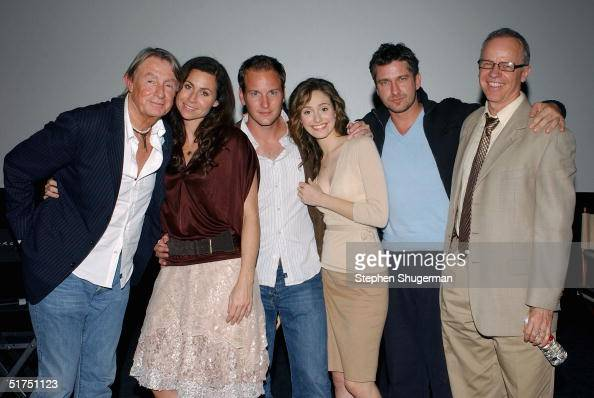 Director Joel Schumacher actress Minnie Driver actor Patrick Wilson actress Emmy Rossum actor Gerard Butler and Variety Executive Editor/Moderator...