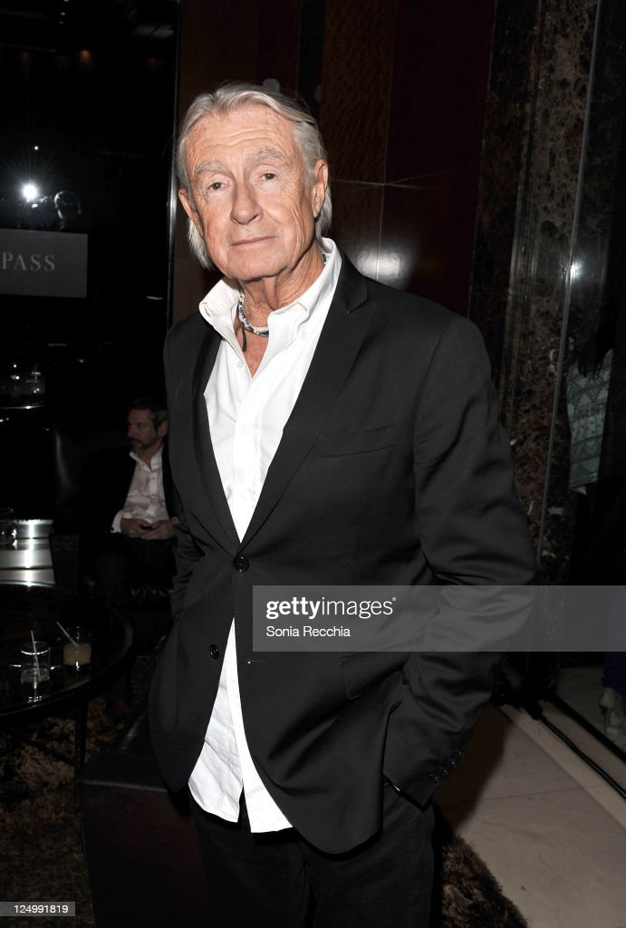 Director Joel Schumacher attends the 'Trespass' After Party held at Soho Metropolitan Hotel during the 2011 Toronto International Film Festival on...