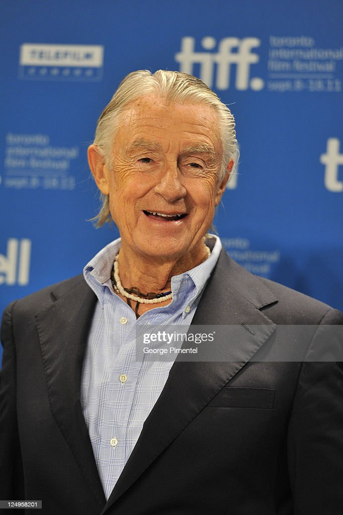 Director Joel Schumacher speaks at 'Trespass' press conference during the 2011 Toronto International Film Festival at the TIFF Bell Lightbox on...