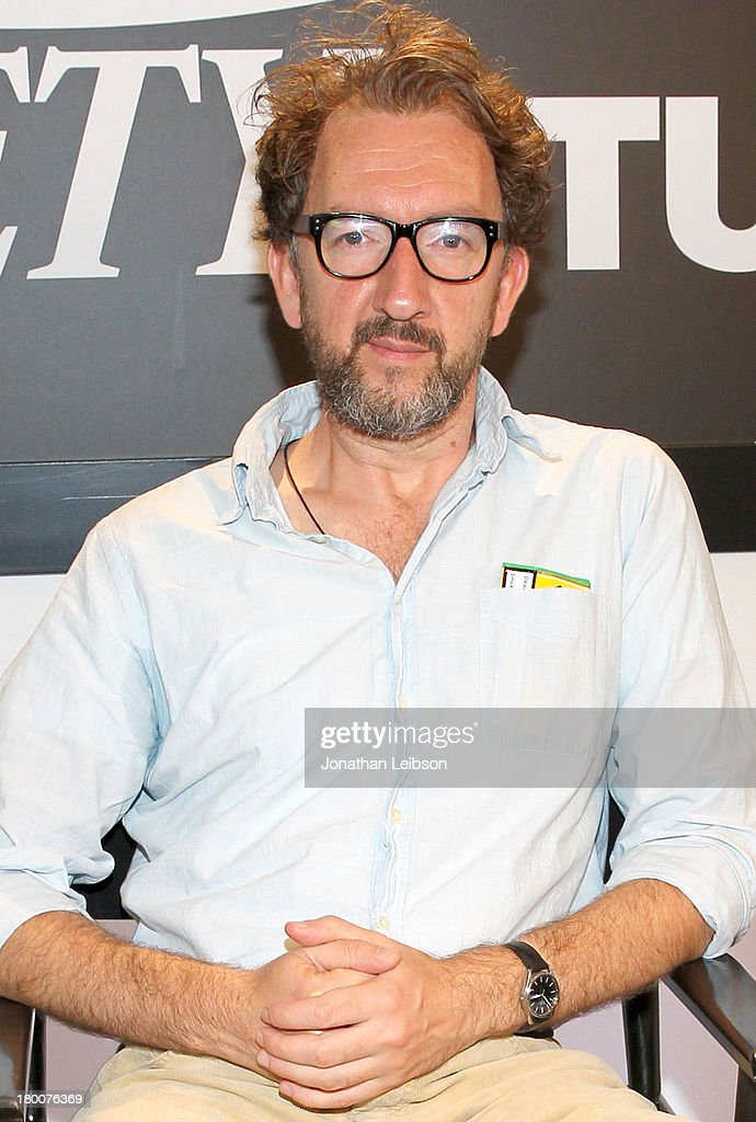 Director John Carney attends Variety Studio Presented by Moroccanoil at Holt Renfrew during the 2013 Toronto International Film Festival on September 8, 2013 in Toronto, Canada.