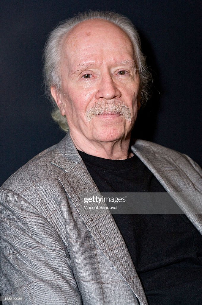 Director <a gi-track='captionPersonalityLinkClicked' href=/galleries/search?phrase=John+Carpenter&family=editorial&specificpeople=1243793 ng-click='$event.stopPropagation()'>John Carpenter</a> attends the Los Angeles Times Hero Complex Film Festival day 1 at Mann Chinese 6 on May 10, 2013 in Los Angeles, California.