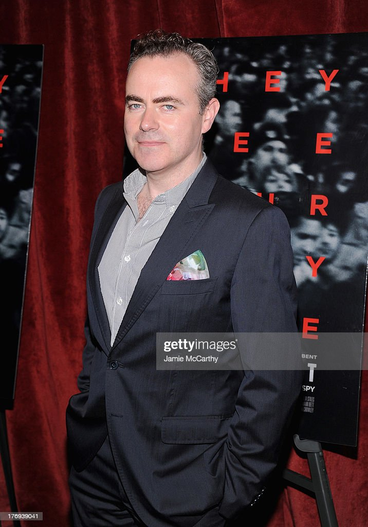 Director John Crowley attends the 'Closed Circuit' screening at Tribeca Grand Hotel - Screening Room on August 19, 2013 in New York City.