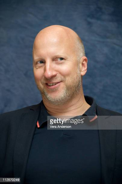 Director John Hillcoat at 'The Road' press conference at Beverly Hills Hotel on November 7 2009 in Beverly Hills California