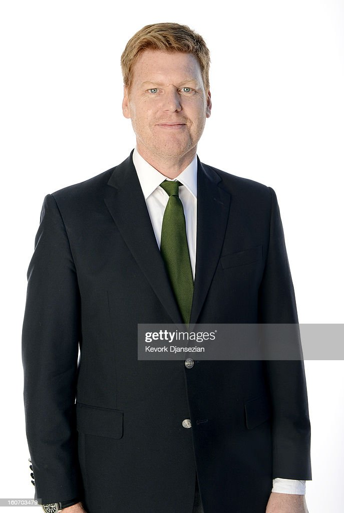 Director John Kahrs poses for a portrait during the 85th Academy Awards Nominations Luncheon at The Beverly Hilton Hotel on February 4, 2013 in Beverly Hills, California.