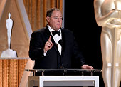 Director John Lasseter speaks onstage during the Academy Of Motion Picture Arts And Sciences' 2014 Governors Awards at The Ray Dolby Ballroom at...