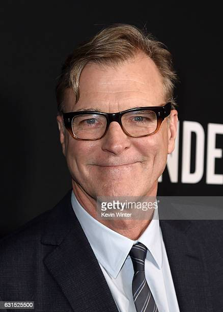 Director John Lee Hancock arrives at the premiere of the Weinstein Company's 'The Founder' at the Cinerama Dome on January 11 2017 in Los Angeles...