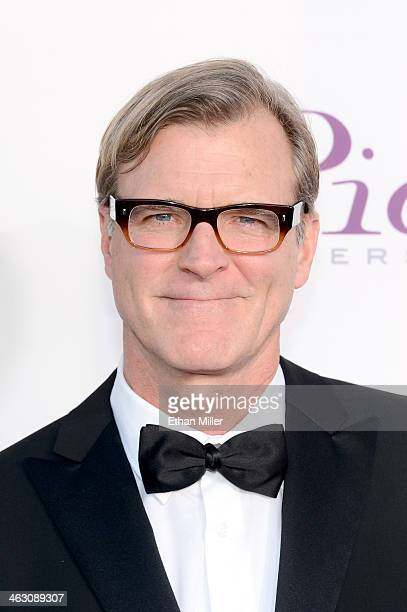 Director John Lee Hancock attends the 19th Annual Critics' Choice Movie Awards at Barker Hangar on January 16 2014 in Santa Monica California