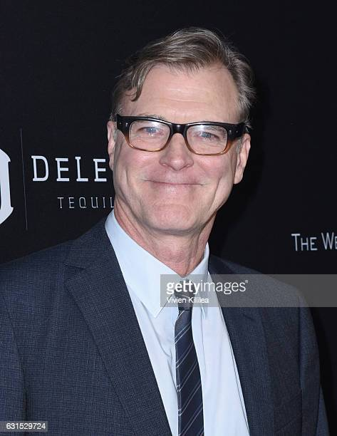 Director John Lee Hancock attends 'The Founder' US Premiere Presented By DeLeon Tequila on January 11 2017 in Los Angeles California
