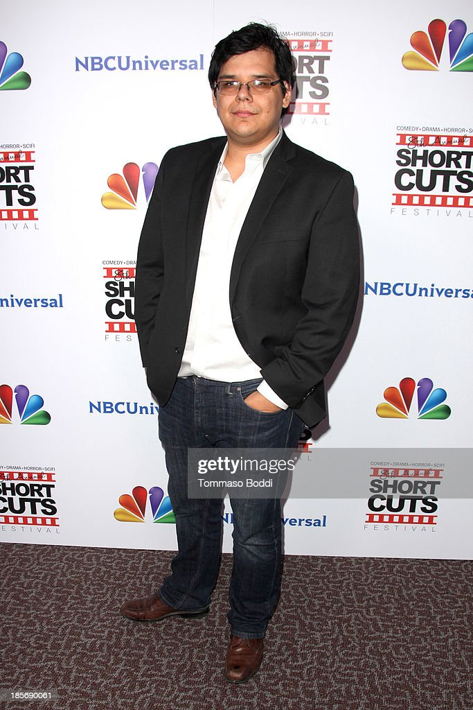 Director John Lopez attends the NBCUniversal's 8th annual 'Short Cuts Festival' grand finale held at DGA Theater on October 23, 2013 in Los Angeles, California.