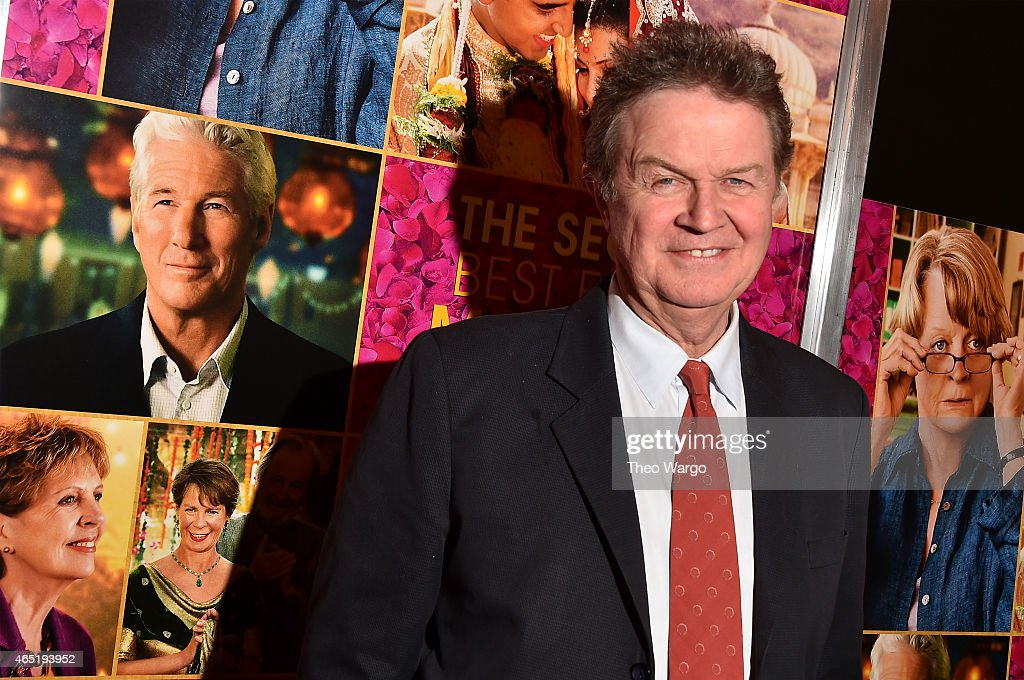 """""""The Second Best Exotic Marigold Hotel"""" New York Premiere"""