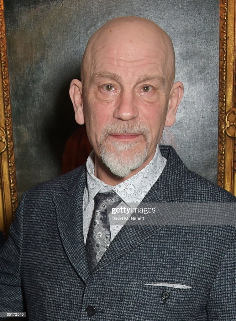 Director <a gi-track='captionPersonalityLinkClicked' href=/galleries/search?phrase=John+Malkovich&family=editorial&specificpeople=208819 ng-click='$event.stopPropagation()'>John Malkovich</a> attends the premiere of 'A Postcard From Istanbul' which he directed in collaboration with St. Regis Hotels & Resorts at 5 Hertford Street on March 3, 2015 in London, England.