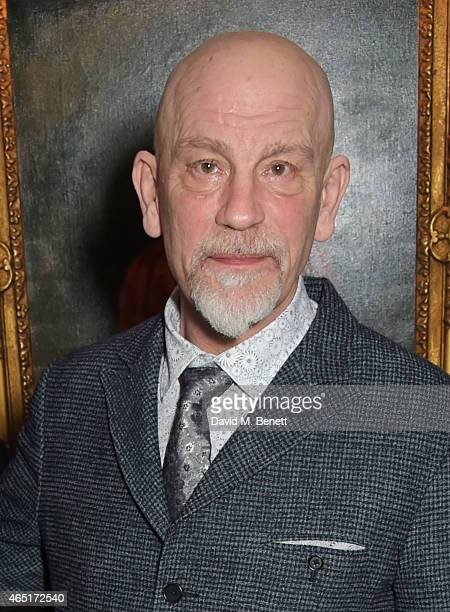 Director John Malkovich attends the premiere of 'A Postcard From Istanbul' which he directed in collaboration with St Regis Hotels Resorts at 5...