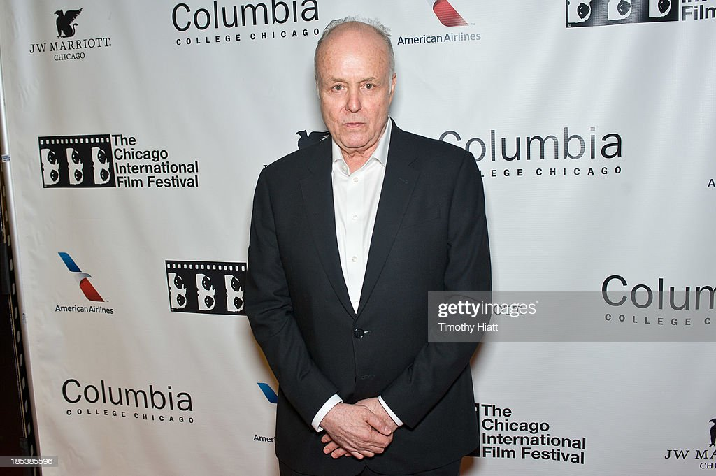 Director John McNaughton attends the 'The Harvest' premiere at AMC River East Theater on October 19, 2013 in Chicago, Illinois.