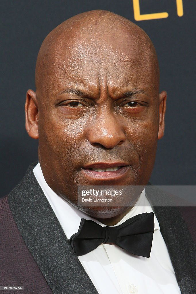 Director John Singleton arrives at the 68th Annual Primetime Emmy Awards at the Microsoft Theater on September 18, 2016 in Los Angeles, California.
