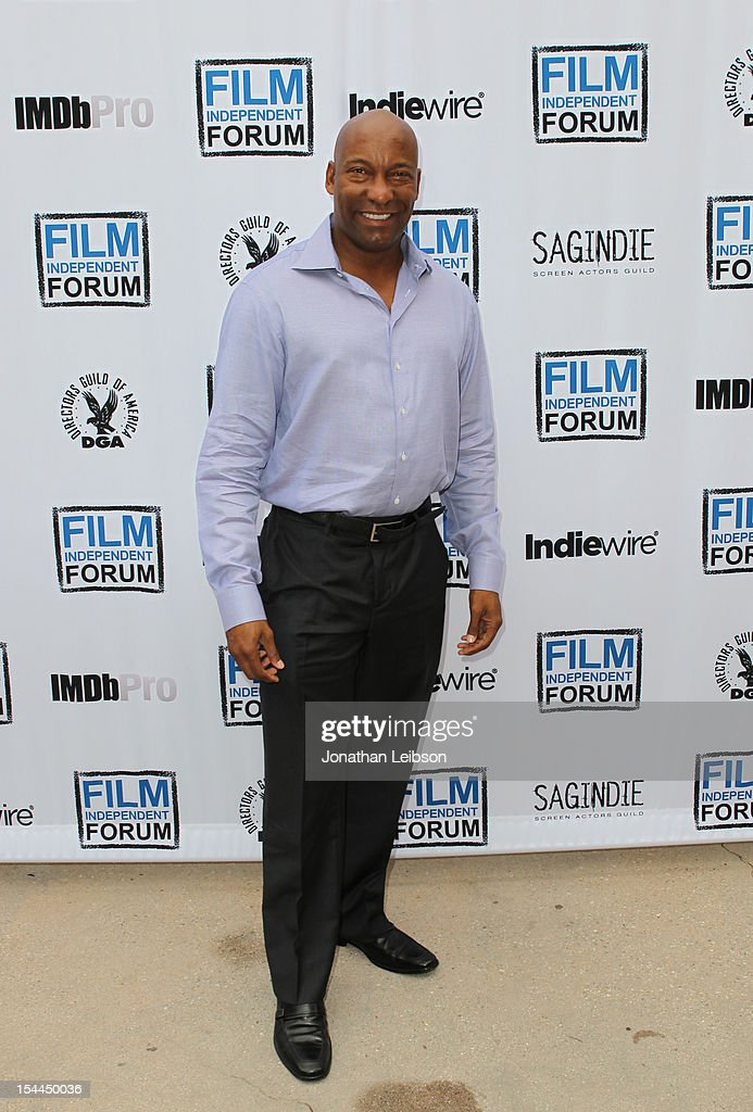 Director <a gi-track='captionPersonalityLinkClicked' href=/galleries/search?phrase=John+Singleton+-+Film+Director&family=editorial&specificpeople=14726002 ng-click='$event.stopPropagation()'>John Singleton</a> attends the Film Independent Film Forum at Directors Guild of America on October 20, 2012 in Los Angeles, California.