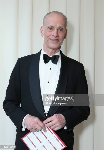 Director John Waters attends Grey Goose at 21st Annual Elton John AIDS Foundation Academy Awards Viewing Party at West Hollywood Park on February 24...