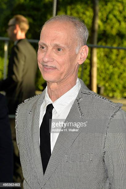 Director John Waters attends the 2014 CFDA fashion awards at Alice Tully Hall Lincoln Center on June 2 2014 in New York City