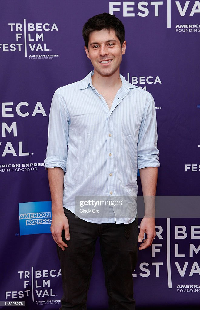 Director John Wikstrom of the film 'Finding Benjaman' attends 'Help Wanted' Shorts Program during the 2012 Tribeca Film Festival at the AMC Lowes Village on April 21, 2012 in New York City.