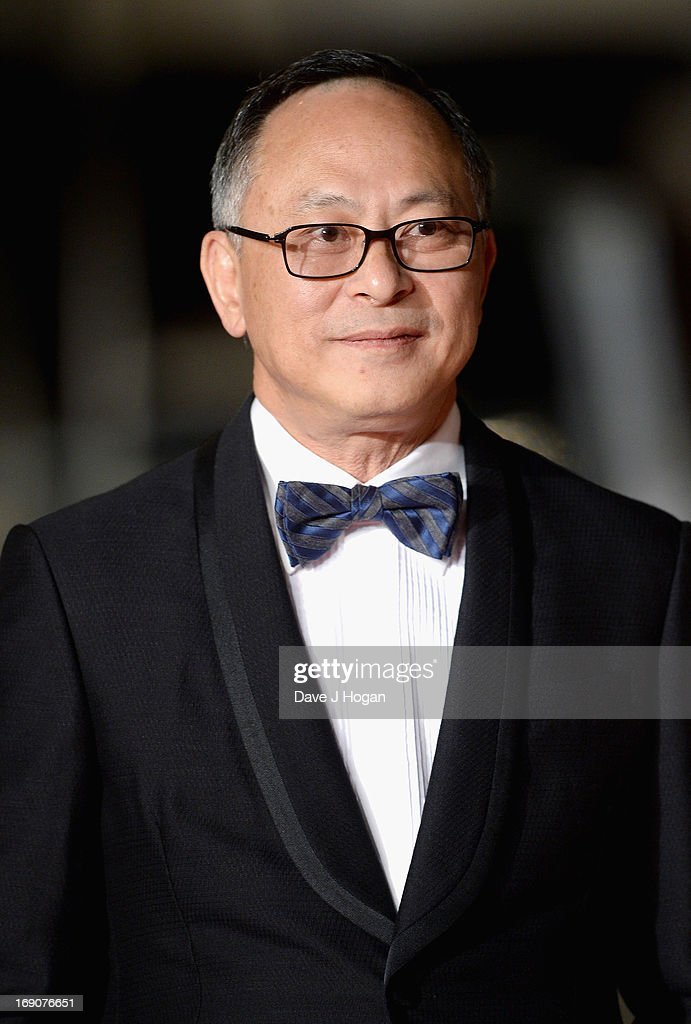 Director <a gi-track='captionPersonalityLinkClicked' href=/galleries/search?phrase=Johnnie+To&family=editorial&specificpeople=2959728 ng-click='$event.stopPropagation()'>Johnnie To</a> attends the 'Blind Detective' Premiere during the 66th Annual Cannes Film Festival at the Palais des Festivals on May 19, 2013 in Cannes, France.