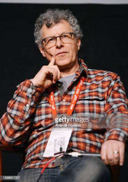 Director Jon Amiel attends the Once Upon A Quantum Symmetry Science In Cinema Panel at Egyptian Theatre during the 2013 Sundance Film Festival on...