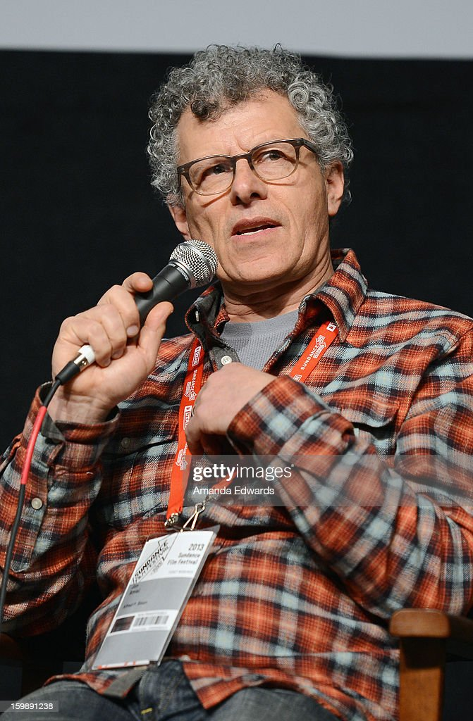 Director Jon Amiel attends the Once Upon A Quantum Symmetry: Science In Cinema Panel at Egyptian Theatre during the 2013 Sundance Film Festival on January 22, 2013 in Park City, Utah.