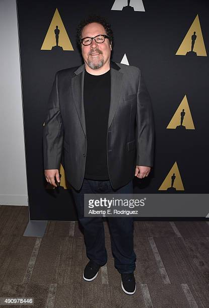 Director Jon Favreau attends The Academy of Motion Picture Arts Sciences Celebrates The 20th Annivesary of 'Toy Story' With John Lasseter and Ed...