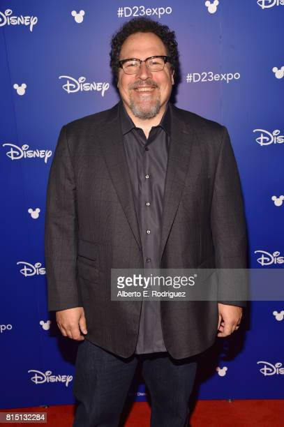 Director Jon Favreau of THE LION KING took part today in the Walt Disney Studios live action presentation at Disney's D23 EXPO 2017 in Anaheim Calif...