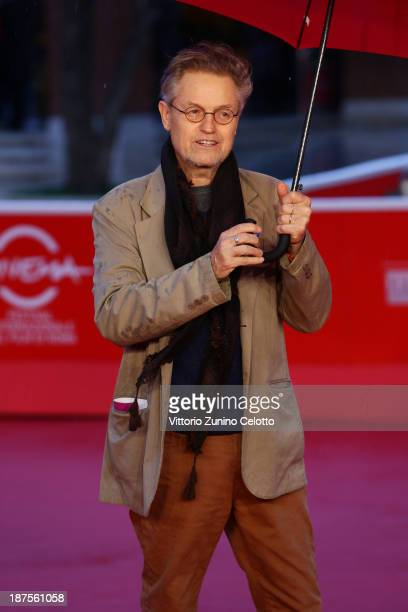 Director Jonathan Demme appears on the Red Carpet during the 8th Rome Film Festival at the Auditorium Parco Della Musica on November 10 2013 in Rome...
