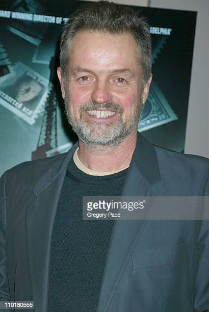 Director Jonathan Demme during Universal Pictures and Jonathan Demme Host A Special Screening of 'The Truth About Charlie' at The Walter Reade...