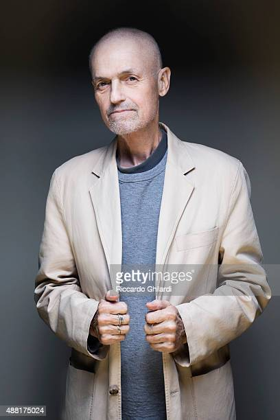 Director Jonathan Demme is photographed for Self Assignment on September 5 2015 in Venice Italy
